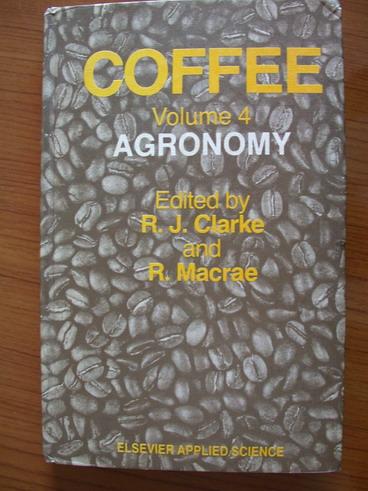 Coffee Volume 4--AGRONOMY